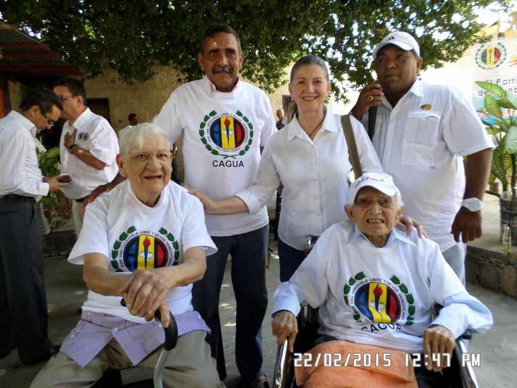 Los 107 años del Natalicio de Rómulo Betancourt