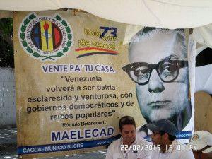 Celebración de los 107 años del Natalicio del Padre de la Democracia
