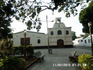 La Iglesia de San Francisco de Asis