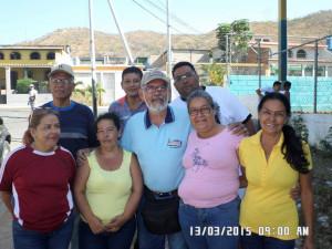 Los Vecinos de Funda Villa II presentes.