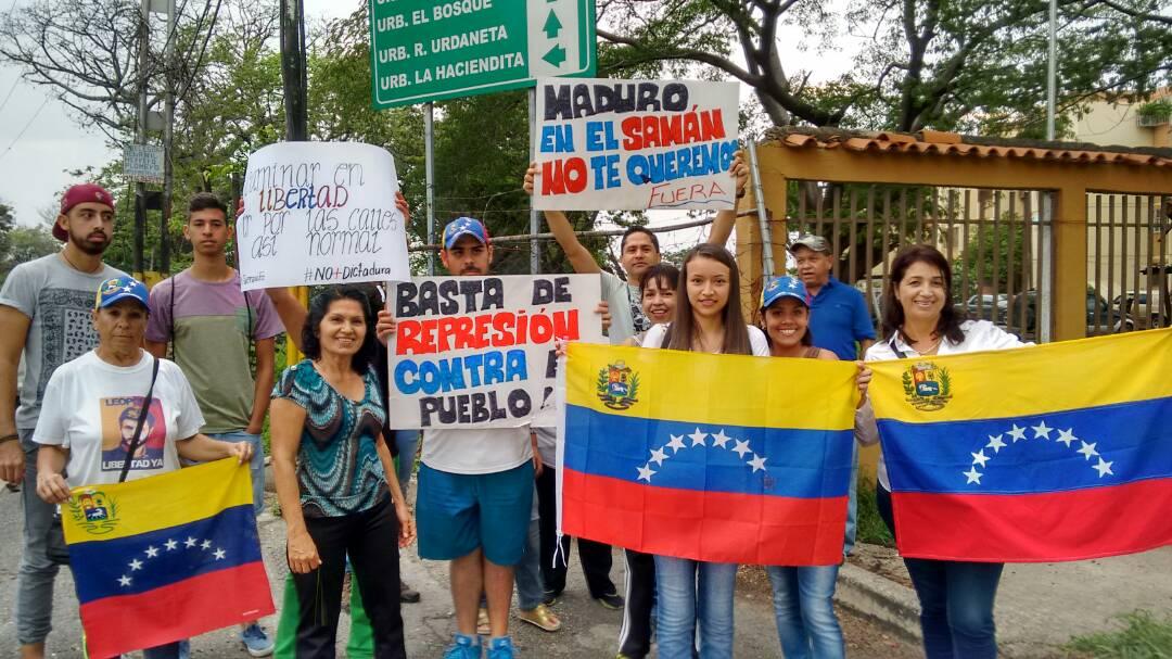 Maduro En El Saman No Te Quieren