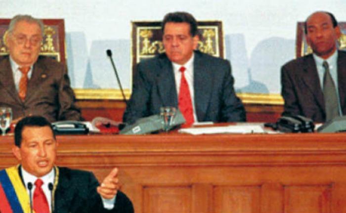 Diarios de Debate de 1999 Solo con un Referendo Consultivo se Puede Convocar una Constituyente