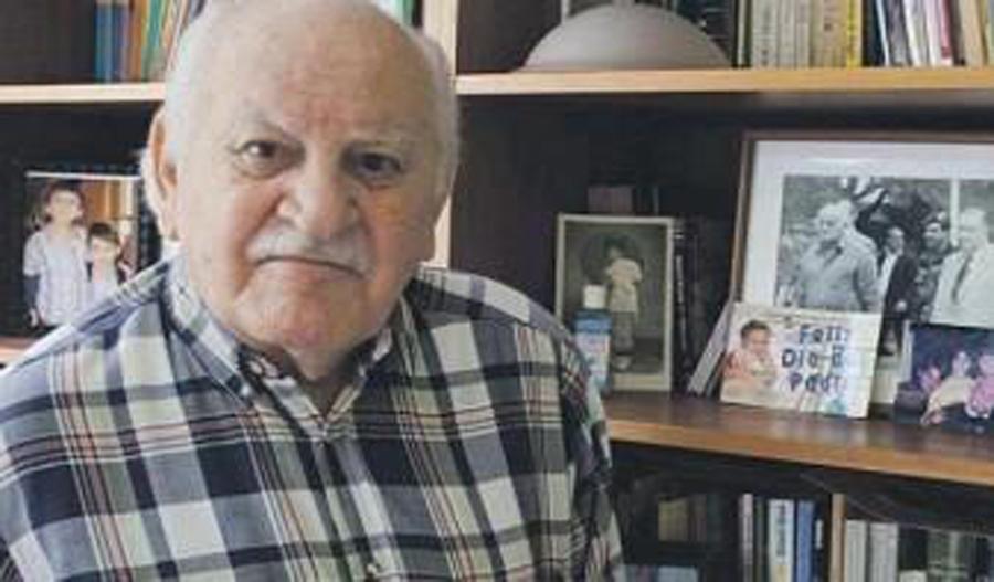 80 de sus 95 AÑOS Dedicados a la Política VENEZOLANA