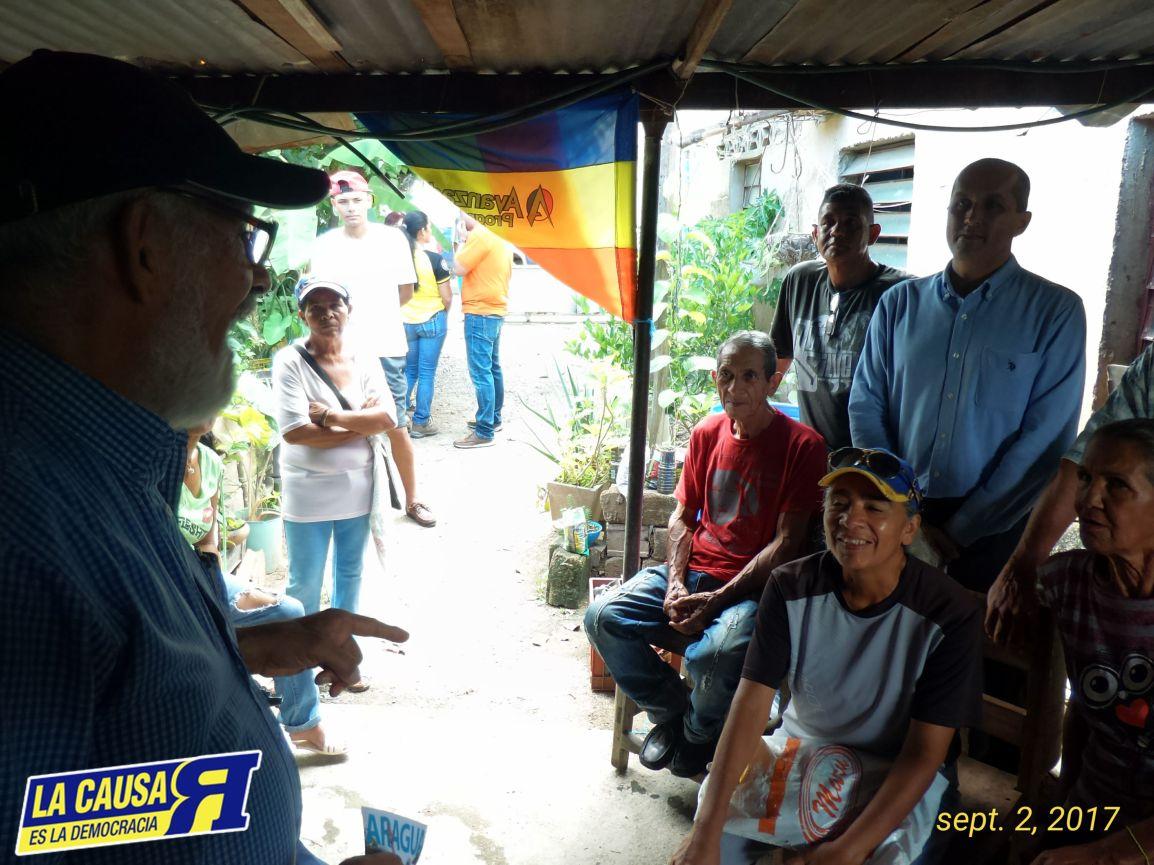 Conversatorio con los Vecinos de BELLA VISTA Cagua