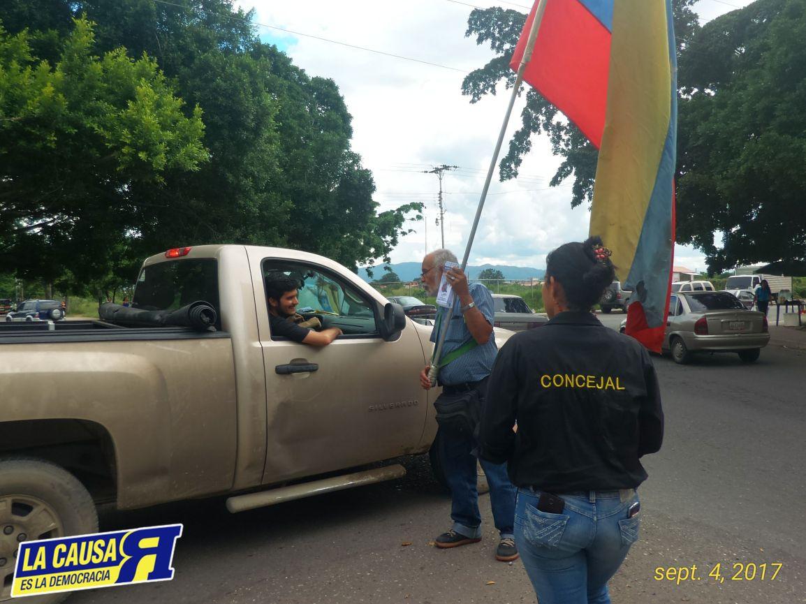 Jornada Informativa Redoma Gran Mariscal de Cagua