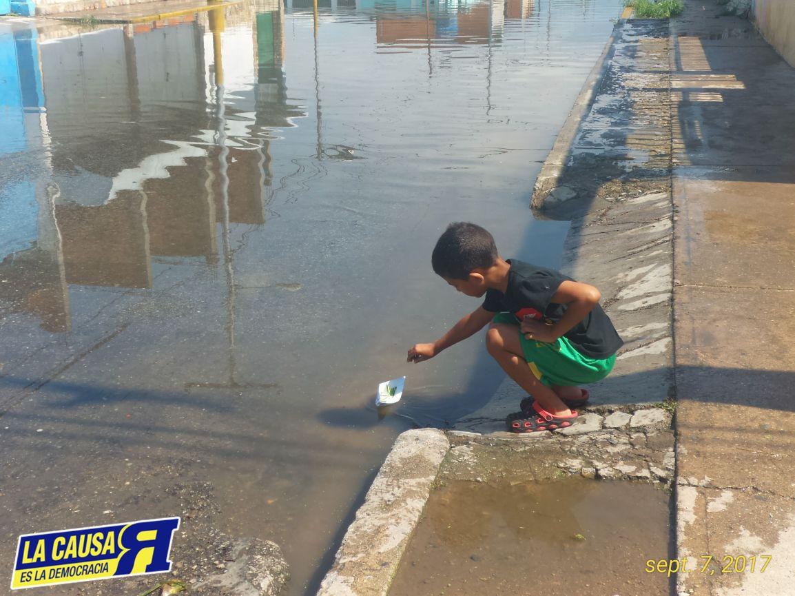 Desde el sector Paraparal y Mata Redonda palpando la tragedia que vive la Comunidad